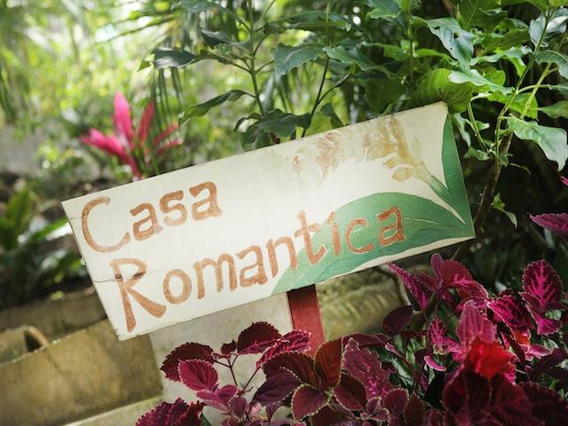 Welcome to Casa Romantica!