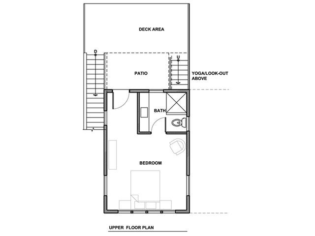 Floor Plan- 3rd Floor