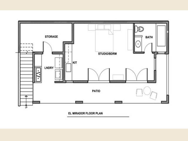 Floor Plan - 1st Floor