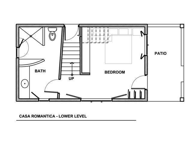 Floor Plan- Lower Level