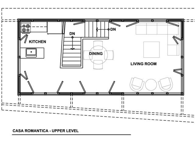 Floor Plan-Upper Level