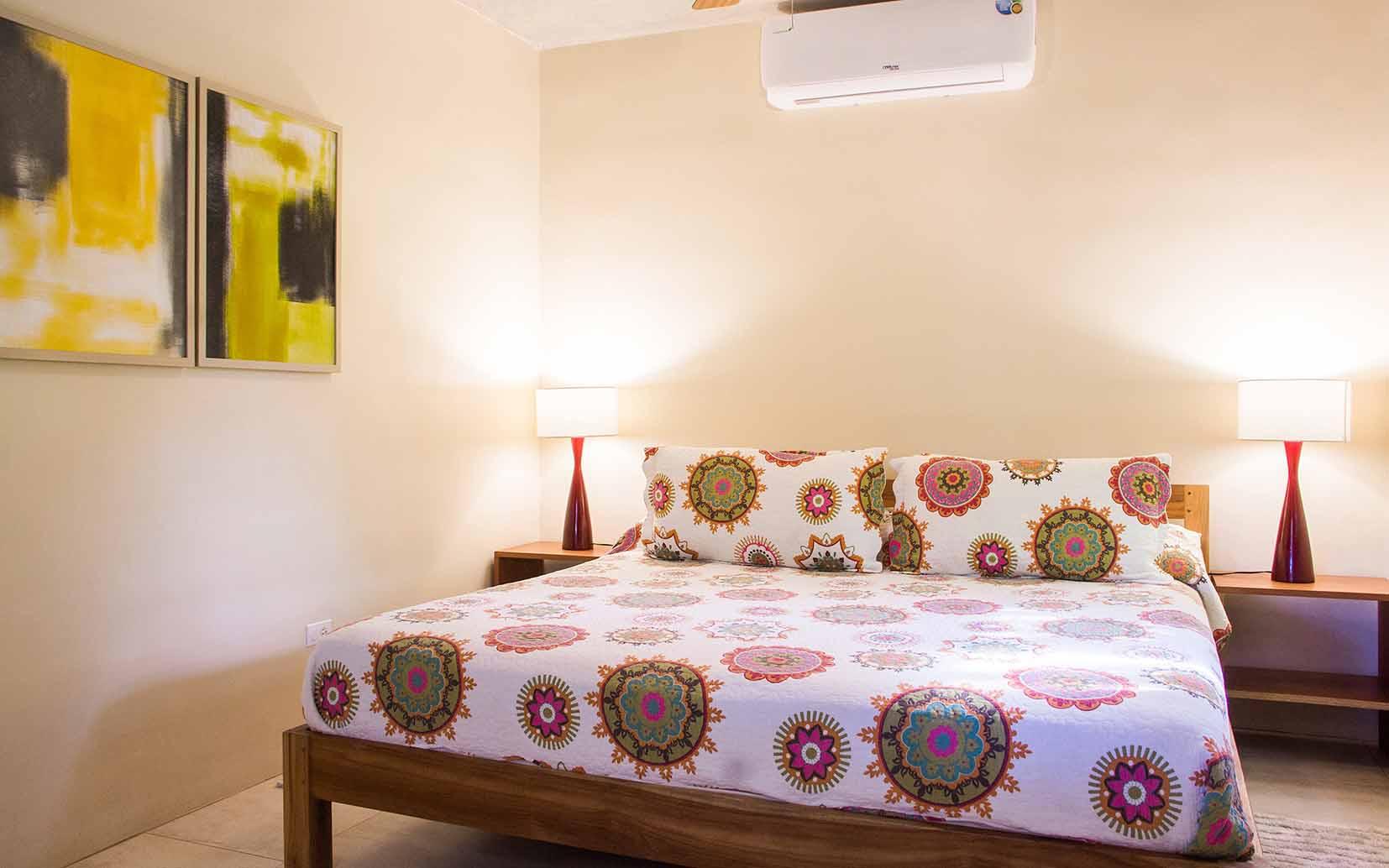 Casa Grande bedroom