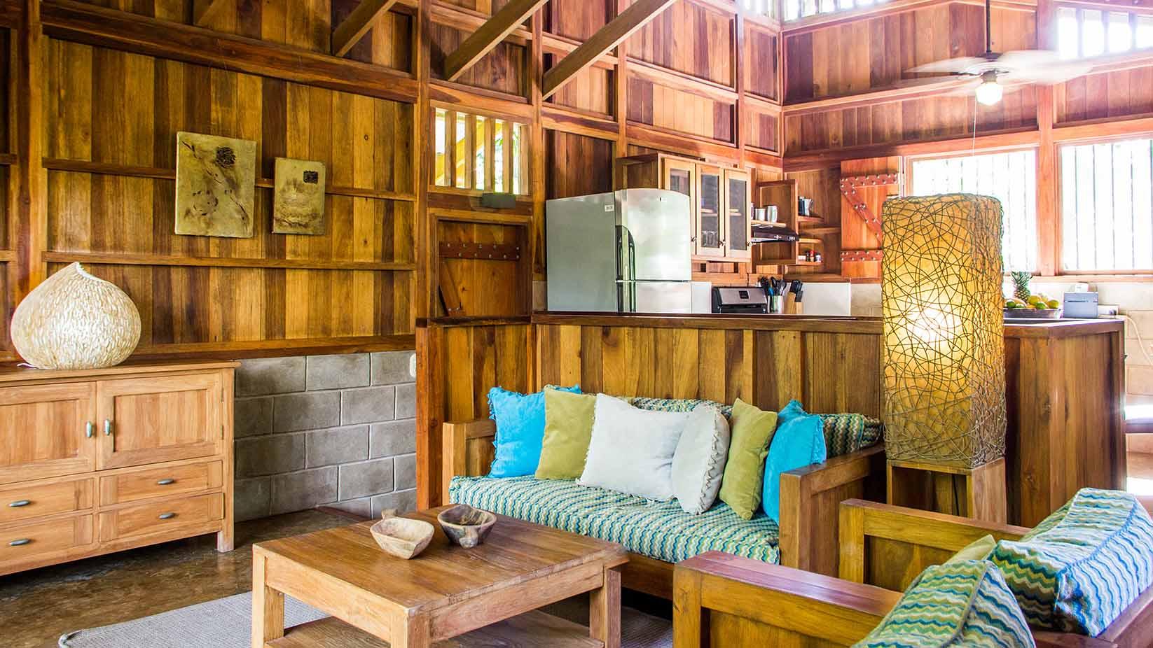 Casa Grande living area